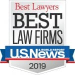 2019 Best Lawyers Best Law Firms U.S News & World Report
