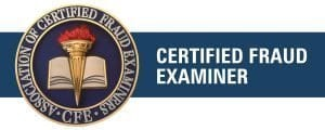 ACFE Certified Fraud Examiner