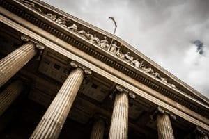 Courthouse Facade