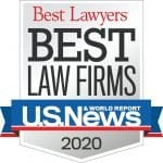 2020 best-law-firms-badge US News & World Report